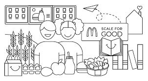 Kleurplaten Smakelijk Eten