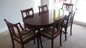 dining room furniture glasgow. Unique Room Morris Of Glasgow Dining Table And Six Chairs In Dining Room Furniture N
