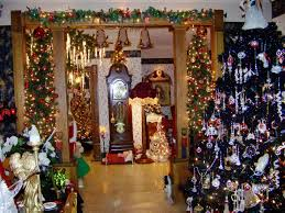 Of Living Rooms Decorated For Christmas Dreamy Christmas Decoration Idea For Home Interior In Indoor