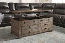 Ashley T878 Keeblen Lift Top Coffee Table