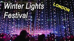 Lights On Festival 2019 Winter Lights Festival 2019 London