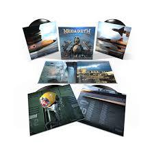 <b>Megadeth</b>: <b>Warheads On</b> Foreheads