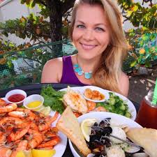 comment from katia k of two friends patio restaurant business manager