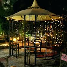 chandeliers outdoor lighting fixtures for gazebos 6 outdoor with regard to outdoor crystal chandeliers