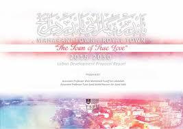 Urban Design Proposal Report Maharani Urban Development Proposal