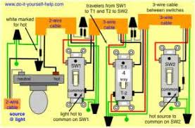 how to wire a three way switch diagram images switch wiring 4 way switch wiring diagrams do it yourself help