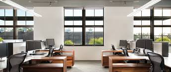 Modern office building design Modern Style How Office Density Trends Impact Commercial Building Design q With The Beck Group Bestwpnullinfo How Office Density Trends Impact Commercial Building Design