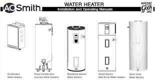 water heater parts diagram wiring post