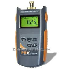 Precision Rated Optics PM-<b>102A</b> Fiber Optic Power Meter | TestEquity