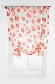 Strawberry Kitchen Curtains 43 Best Images About New House Curtains On Pinterest Japanese