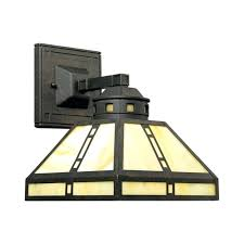 craftsman style lighting medium size of craftsman style chandelier craftsman post light stained glass wall sconce