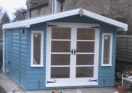 double door summerhouse shed double door summerhouse the wooden work oakford devon