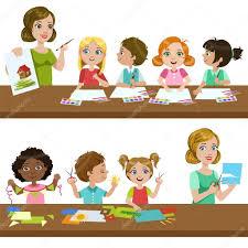 Znalezione obrazy dla zapytania dzieci w klasie