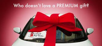 know a family member or a friend that is need of auto glass a gift certificate from premium auto glass will be the perfect gift for any car owner