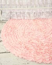decoration good looking pink rugs for nursery 1 baby decor light color rug with round pink