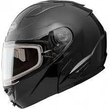 Dp Gmax Gm64s Modular Solid Snowmobile Helmets