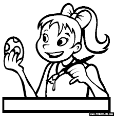 painting coloring pages. Simple Pages Painting Coloring Easter Eggs Online Page And Pages R