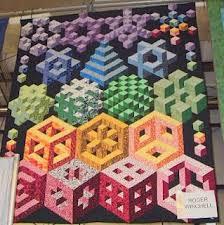 Best 25+ 3d quilts ideas on Pinterest | Quilts, Queen quilt and ... &