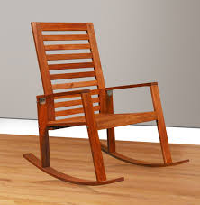 wood rocking chair kit