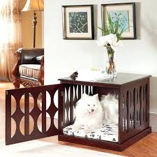 furniture pet crates. Interesting Crates Pet Furniture Crate Crates Elegant Home Fashions  The Perfect Multi Talent Wooden   Intended