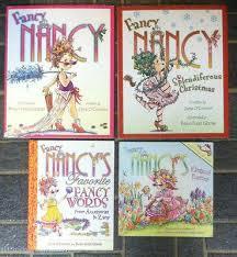 JANE OCONNOR - FANCY NANCY SPLENDIFEROUS CHRISTMAS - FANCY NANCY - LOT |  #473952582
