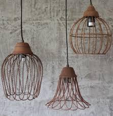 3er Set Hänge Lampen Vintage Loftlampe Fabrik Deckenlampe