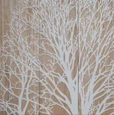 walls on tropical wall art sets with carved wooden panel wood wall art set of 4 white tree balinese