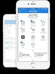 Nexonia Home Expense Reporting And Time Reporting Software