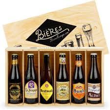 bienmanger paniers garnis strong belgian beers gift set