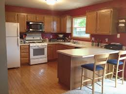 kitchen color ideas with wood cabinets.  Cabinets Interior Kitchen Colors For Darkood Cabinetsall Best Paint Colorith Ideas  Dark Wood Cabinets In Color With