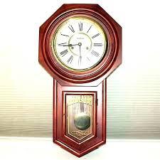 modern pendulum wall clock inch mid century clocks vintage pendul pendulum clock