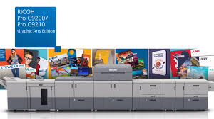 Production For Graphic Designers 5th Edition Ricoh Pro C9200 Series Graphic Arts Edition Product Overview Video