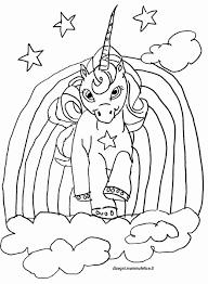 Unicorno Da Colorare Per Bambini Disegni Da Colorare Super Wing