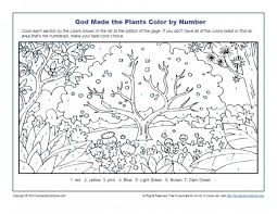 Printable coloring pages for kids. Color By Number Bible Coloring Pages On Sunday School Zone