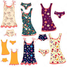 Image result for kreslené obrázky oblečení