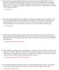 solving linear equations worksheet algebra 2 worksheets