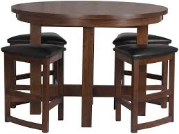 kitchen tall kitchen table design ideas with round shape