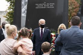 Sited in uruguay, the monument is made to be an expression of hope in an uncertain time. Biden Inauguration To Feature Memorial For Covid 19 Victims Los Angeles Times