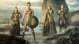 amazon warrior wallpaper. Delighful Amazon Robin Wright And Amazon Warriors In Wonder Woman  Collider YouTube Throughout Warrior Wallpaper M