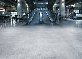 polished concrete is a growing option in commercial and industrial sectors for many reasons including longevity in high traffic areas low maintenance