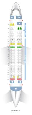 Iberia Aircraft Seating Plans The Best And Latest Aircraft