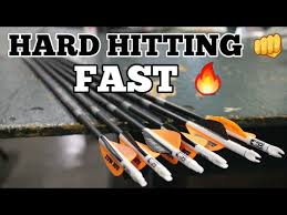Easton Hexx Spine Chart My Hunting Arrow Build How To And Specs Easton Hexx