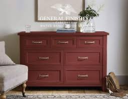 General Finishes Color Chart Water Based Wood Stains General Finishes