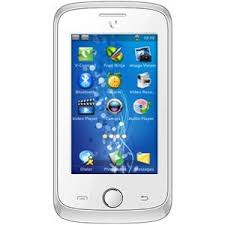 tuoch mobile videocon v1580 dual sim touch screen mobile phone white gsm