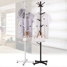 Vertical Coat Rack Awesome The Bedroom Floor Coat Hanger Assembly Simple Coat Rack Lazy Living