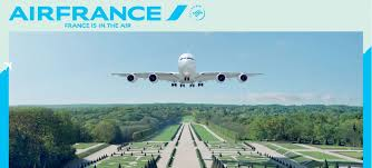 air france expo france is in the air