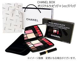 chanel chanel travel makeup palette destination travel makeup palette destination
