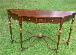maitland smith georgian console table maitlandsmith traditional