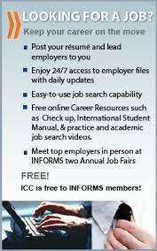 job seeker login   informsicc ad
