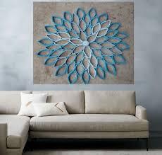 diy living room decor art